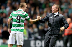 'It's all social media': Rodgers dismisses claims Celtic's Leigh Griffiths has gone AWOL