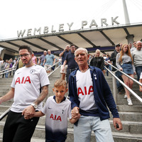 Spurs to play remaining 2018 home games at Wembley Stadium