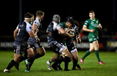 Connacht claw back 14-point deficit, but suffer dramatic late loss to Ospreys