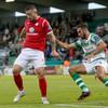 Drennan scores stunning goal against former employers as Sligo down Hoops