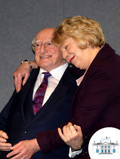 AS IT HAPPENED: Michael D Higgins re-elected as President of Ireland