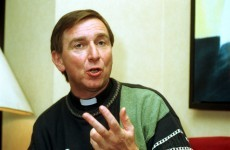 Fr Brian D'Arcy 'censured by Vatican watchdog' - report
