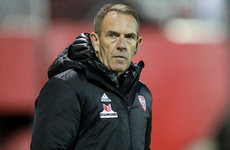Derry City part company with Kenny Shiels following dismal league campaign