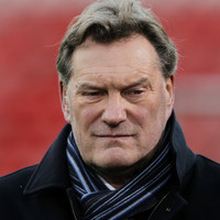 Former England manager Glenn Hoddle taken to hospital after becoming 'seriously ill'