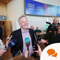 What is the long-term impact of Peter Casey's result on Irish politics, if there is one?