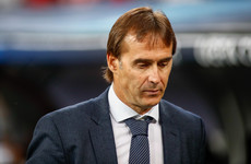 'I don't think I am going to die': Lopetegui plays down speculation that his job is on the line at El Clasico