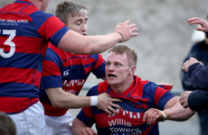 Clontarf score late victory to take pole position in AIL while Terenure get first win of the season