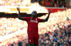 'He has a broken thumb and plays with a brace': Klopp praises Mane for playing through the pain