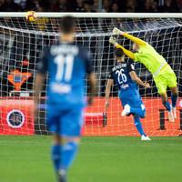 Ronaldo rocket gives Juventus scrappy win at Empoli