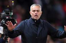 Mourinho takes another jab at Man United board