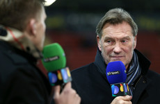 Former England manager Glenn Hoddle 'responding well' after falling seriously ill