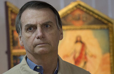Bolsonaro, Brazil's 'Tropical Trump', poised to win presidency as run-off election takes place