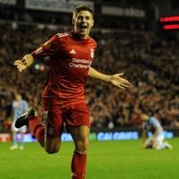 After another hat-trick here's Steven Gerrard's best goals