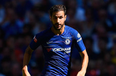 'Why not return?': Fabregas refusing to rule out Arsenal move as Chelsea contract runs down