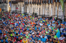 PHOTOS: Over 20,000 people hit the capital's streets to take part in Dublin Marathon
