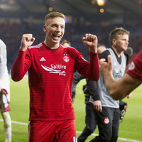 Aberdeen shock Steven Gerrard's Rangers to set up League Cup final with Celtic