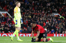 'Referee made it easy for Man United' - Marco Silva rages at penalty for Martial's 'clear dive'