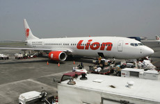 Lion Air plane crashes into sea off Jakarta with 189 people on board