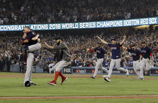 Boston Red Sox storm to ninth World Series crown with ruthless display against Dodgers