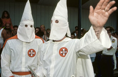 Hate crime investigation after men in KKK hoods and costumes seen in Co Down town