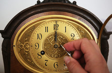 The clocks went back on Sunday - but plans to stop the biannual time change won't happen next year