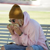 The viral Justin Bieber burrito photo was actually just an extremely elaborate hoax