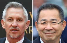 'Thank you for all you did for our football club' - Gary Lineker pays tribute to 'quiet, unassuming' Srivaddhanaprabha