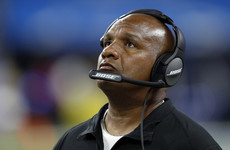 Cleveland Browns fire head coach Hue Jackson after three wins in 40 games