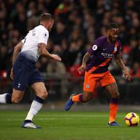 As it happened: Tottenham Hotspur v Manchester City, Premier League