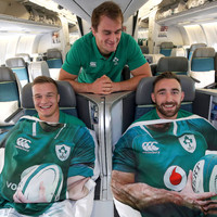 Letter from Chicago: Schmidt's Ireland arrive as Warriors show world-class quality