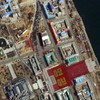 Photo: North Korea's big show visible from space