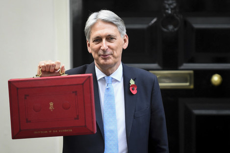 Chancellor Philip Hammond announced the Budget yesterday