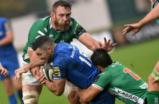 Rob Kearney being monitored for shoulder issue as McFadden ruled out until March