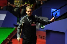 Snooker wrap: Carter secures comfortable victory