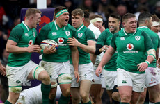 CJ Stander score among four nominees for World Rugby International Try of the Year