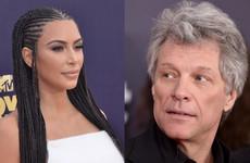 Someone needs to tell Jon Bon Jovi that hating the Kardashians isn't a personality trait