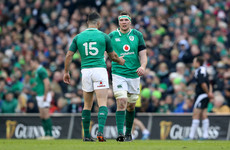 Ireland injury concerns ease ahead of Schmidt's delayed arrival in Chicago