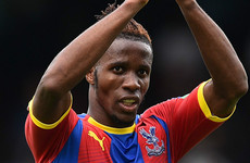 Wilfried Zaha reveals racist abuse and death threats