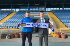 Waterford announce signing of former Preston, Pats and Bohs midfielder Lunney