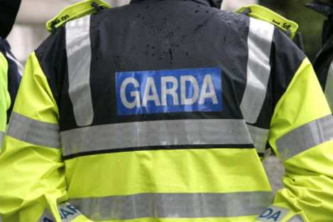 File photo of a garda