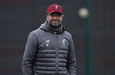 'We're a very open-minded club': Klopp happy to learn from Kiwi rugby league team