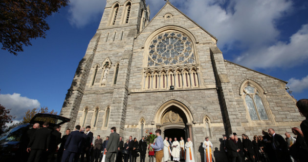 Ireland's entertainment world comes out for funeral of Electric Picnic founder John Reynolds