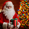 This Santa's grotto is being adapted for an Autism-friendly experience for children