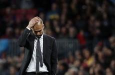 Guardiola to leave Barcelona