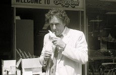 Vincent Browne Archive Pic of the Day