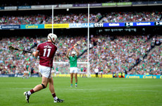 'He had to take that free on': Ollie Canning on Joe's late All-Ireland final shot