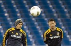 Keane key to Galaxy's improvement, admits Beckham