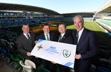 Republic and Northern Ireland launch bid to co-host 2023 European U21 Championships