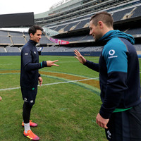 Carbery set to steer the Ireland ship from 10 after settling in at Munster