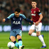 Son-inspired Spurs advance at West Ham's expense